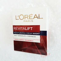 Loreal Paris REVITALIFT Anti-Wrinkle with Dermalift Firming NIGHT Cream 50ml