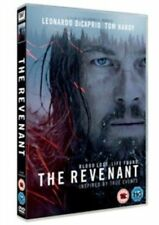 The Revenant DVD 2016 Tom Hardy. Leonardo DiCaprio