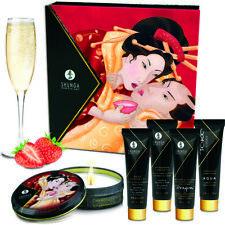 Shunga Colección geisha vino espumoso