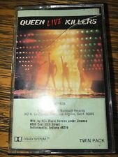 Queen - Live Killers - Cassette Tape Freddie Mercury