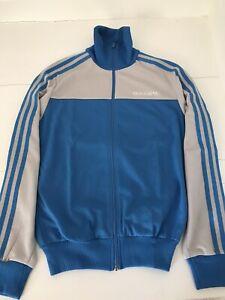 Adidas Ventex Originals track top jacket - 80's/90's - retro / vintage - Small