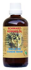 Schwarzkümmelöl Kaltgepresst Ägyptisch Naturbelassen Nigella Sativa Cumin 100ml