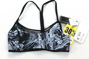 ONeill Reversible Active Womens sports Bra, Active bras Top Ladies size XS