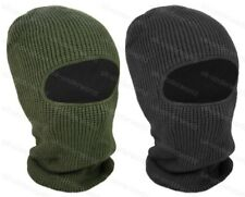 Mens Balaclava Open Faced Fully Fleeced Lined Thermal Insulated Adults Hat