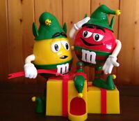 GRANDES FIGURINES M&M's LUTINS cadeau DISTRIBUTEUR bonbons m&m's