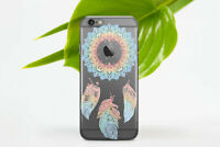 Dreamcatcher iPhone 7 8 Plus Silicone Cover Mandala iPhone X XR Case iPhone 5s 6