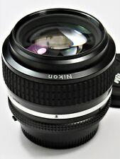 ** NEW, UNUSED ** Nikon 50mm F1.2 Ai-s For F3 FA FM2 FE2 F2 D3 D750 FM3A