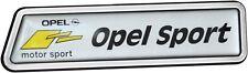 Historischer Opel Sport 3D Aufkleber Schild 10 cm HR / RICHTER Art. 19263