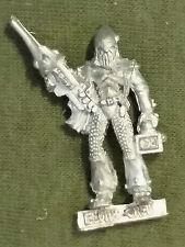 Warhammer 40k Eldar Heavy Weapon Redondo Metal-despojado