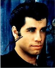 John Travolta signed 8x10 picture Photo autographed pic with COA
