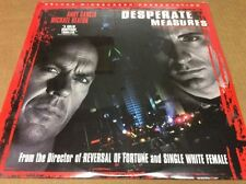 Desperate Measures Widescreen Laserdisc LD Michael Keaton SEALED BRAND NEW