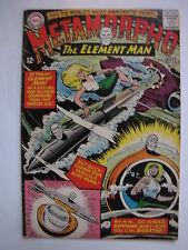 Metamorpho #2 (Sep-Oct 1965, DC) [FN- 5.5]