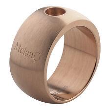 MelanO Magnetic Ring rosé 12 mm M01 001 RG Größe.52 matt für Magnet Kopf