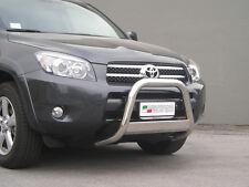 "Toyota Rav-4 Rav4 2006-2009  Ø63mm BULL BAR NUDGE BAR  ""CE APPROVED""  Frontbügel"