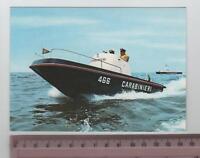 Cartolina Militare - Servizio Navale Carabinieri - 4567