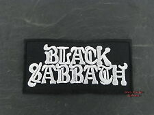 Le patch aufbügler ricamate patch Black Sabbath Hardrock Rock 'n' roll