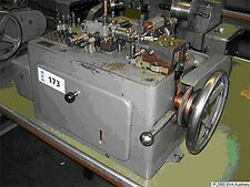 Small Theodore Bechtold Germany Curb Chain Making Machine New 1963