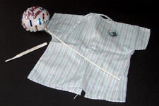 AMERICAN GIRL DOLL HOSPITAL GOWN~BALLOON~WRISTBAND! RETIRED! 1995~2006!