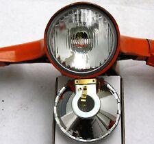 VESPA SCHEINWERFER rund V 50 N S L R 90 1.Serie LENKER RUNDLICHT fanale light