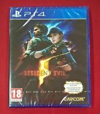 Resident Evil 5 - PLAYSTATION 4 - PS4 - NUEVO