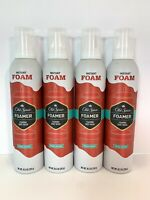 4x Old Spice FOAMER Foaming Body Wash Pure Sport 10.3 OZ Discontinued