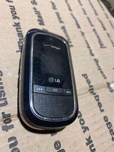 LG Verizon VX8360 Flip Cell Phone CDMA Music Camera **Read Description**