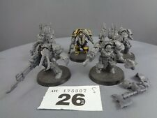 Warhammer Chaos Space Marines Terminator Squad 26
