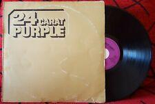 DEEP PURPLE **24 Carat Purple** 1975 Spain PRESS LP