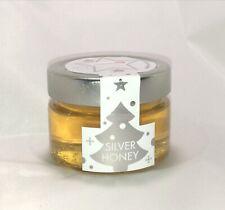 Silver Honey mit Blattsilber Akazienhonig mit Blattsilber 150 g, Geschenk