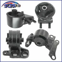 Motor /& Trans Mount For Ford Escort Mercury Tracer 2.0L FWD 2651 2649 2911 2843
