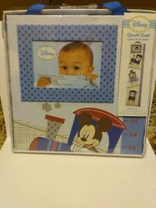 Disney Growth Chart for babies toddlers - Mickey Mouse, Tigger & 101 Dalmatians