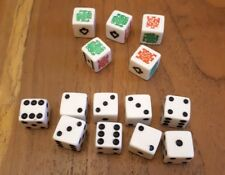 replacement spare poker dice die and regular dice y245