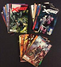 UNCANNY X-FORCE #1 - 35 Comic Books FULL SET Death Apocalypse Marvel Remender