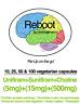 Sunifiram + Unifiram with Choline 15mg/5mg/500mg vegetarian capsules nootropic