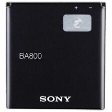 Sony Batteria originale BA800 per XPERIA S LT26I - V LT251 1700mAh Pila Nuova