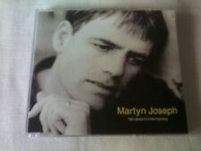 MARTYN JOSEPH - TALK ABOUT IT IN THE MORNING - UK CD SINGLE
