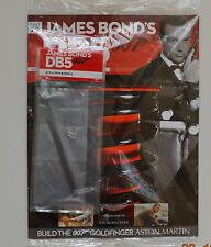 James Bond 007-ASTON MARTIN db5 - 1:8 SCALA Build-GOLDFINGER-auto parte 79