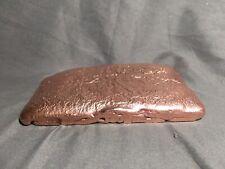 .97 Kg Solid Copper Bar Inhot Beautiful Bar Over 2 Pounds POLISHED