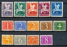 Nederland NVPH 460 - 473 gebruikt (2)