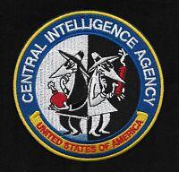 Central Intelligence Agency CIA United States of America Spy VS Spy Patch