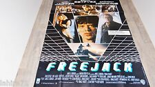 FREEJACK   !  mick jagger affiche cinema