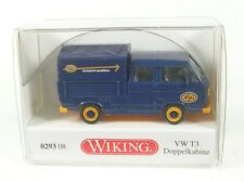 WIKING 029308 H0 LKW VW T3 Doppelkabine ASG