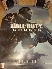 "Call of Duty Ghosts Official Video Game Promotional Poster - 18"" x 24"" Infinity"