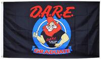 Dare Graduate flag banner 3X5FT Wall Decor