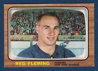 REG FLEMING 66-67 TOPPS 1966-67  NO 93 EX  1819