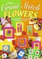 Kreuzstich Blumen Taschenbuch Jane Lowe