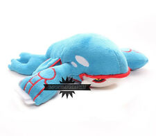 POKEMON KYOGRE PELUCHE 25 CM plush big doll orca 382 zaffiro pupazzo 2 ds shiny
