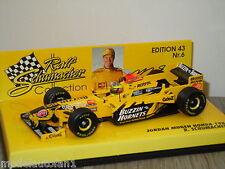 Jordan Mugen Honda 1998 R.Schumacher van Minichamps 1:43 in OVP *4088