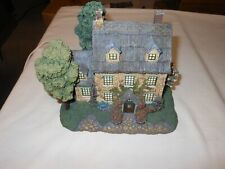"Hawthorne Village ""Stonebrook Inn"" Lamplighter Village Thoams Kinkade #"