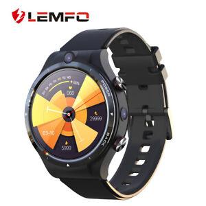 LEMFO LEM15 Smart Watch 4G Android 10.7 Helio P22 Chip 4G 128GB LTE 4G SIM